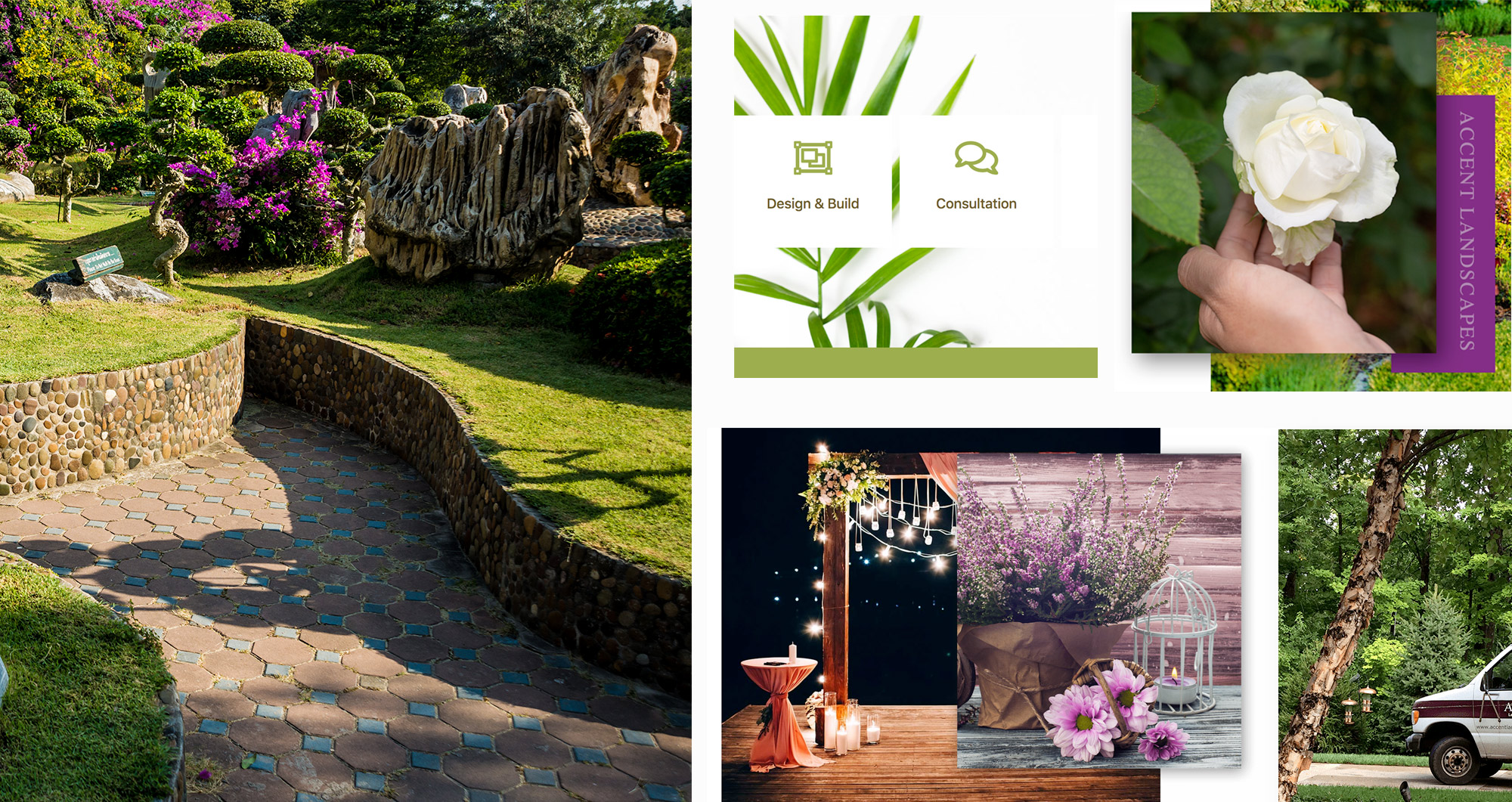 Mood Board - Accent Landscapes