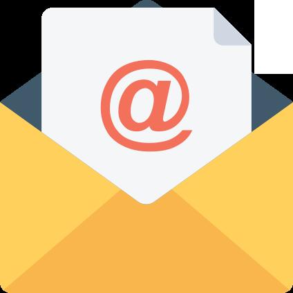 Illustration of envelope