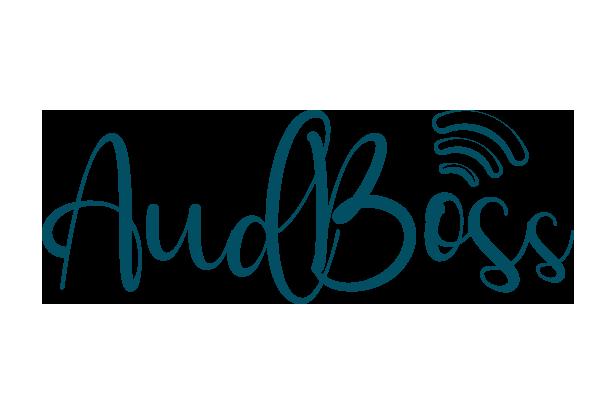 Logo - AudBoss